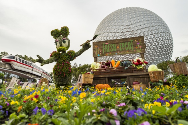 Swing into spring with great savings to the Epcot International Flower & Garden Festival at TicketsatWork.com!