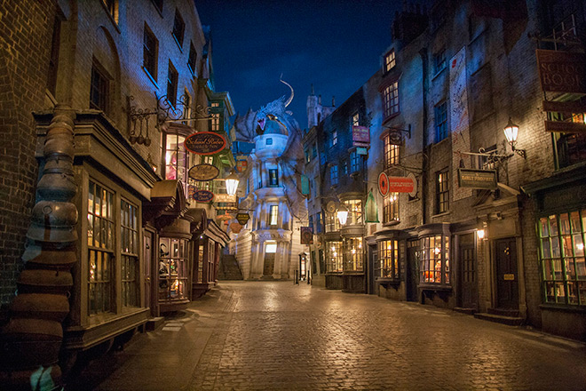 Visit the Wizarding World of Harry Potter with ticket specials from Tickets at Work