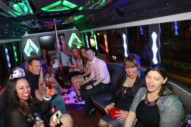 Enjoy Vegas like a VIP with savings on Nite Tours with Tickets at Work
