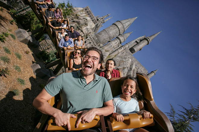 Visit the all new Wizarding World of Harry Potter with savings from Tickets at Work