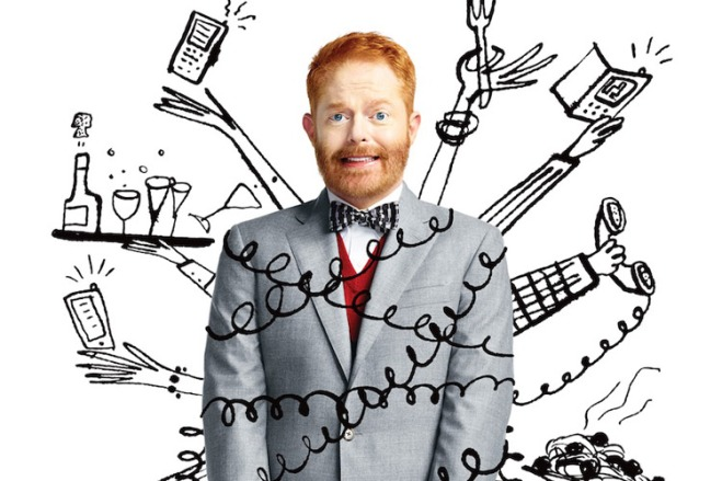 """Catch Jesse Tyler Ferguson starring on Broadway in """"Fully Committed"""" with tickets from TicketsatWork.com!"""