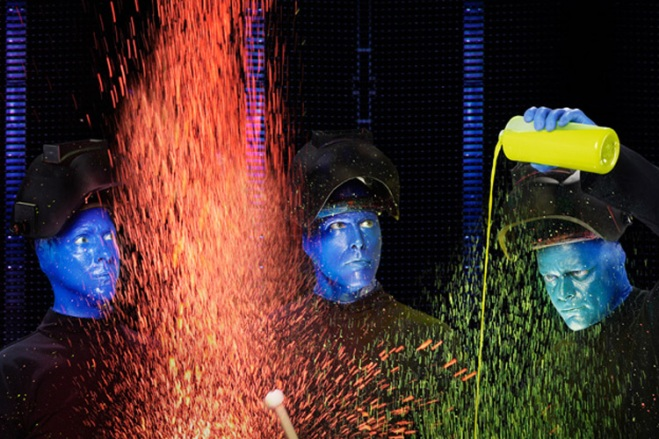 TicketsatWork.com has your tickets to Blue Man Group in NYC, Boston and Chicago!