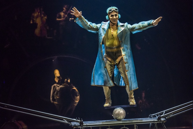 Boston residents, now's the time to book your KURIOS tickets for less at TicketsatWork.com!