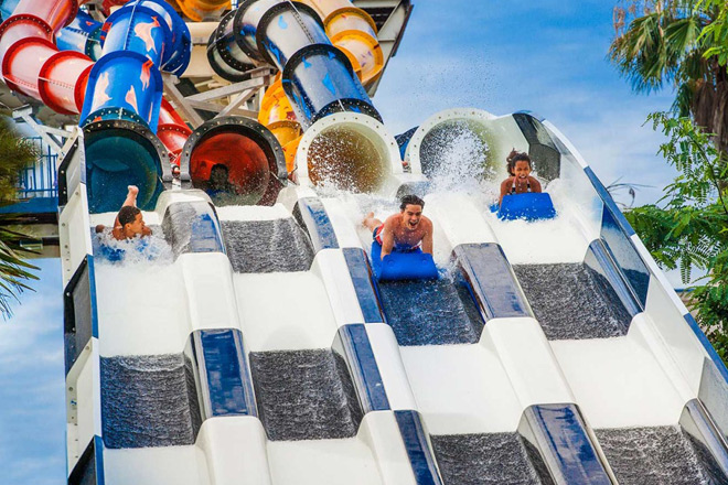 Enjoy savings on Wet 'n Wild before the park closes for good