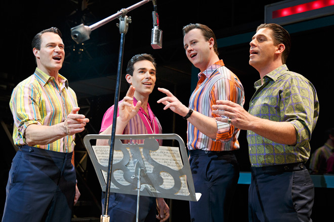 Jersey Boys won the Tony Award for Best Musical in 2006