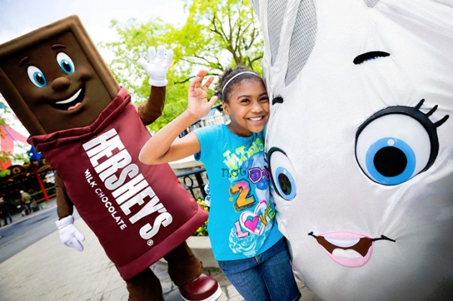 Enjoy great savings to Hersheypark this summer at TicketsatWork.com!