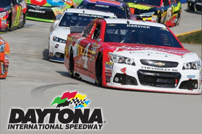 Save on NASCAR Races at Daytona International Speedway with discount tickets from TicketsatWork.com!