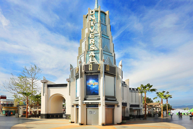 Universal Studios Hollywood is automatically included with a 3, 5 or 7 Day Pass!