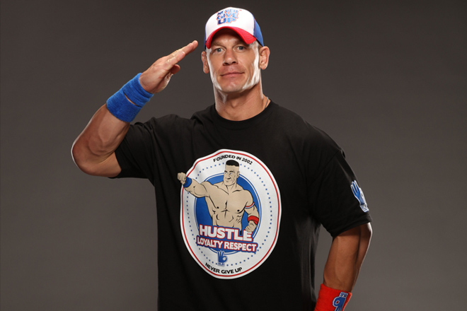 John Cena will headline WWE Battleground in Washington, DC