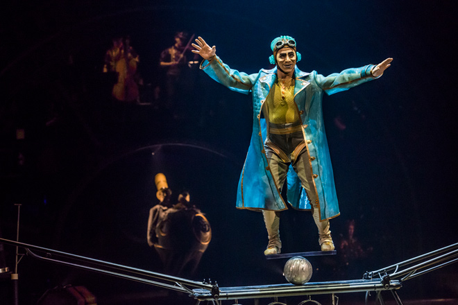 Cirque du Soleil brings KURIOS – Cabinet of Curiosities to the D.C. area