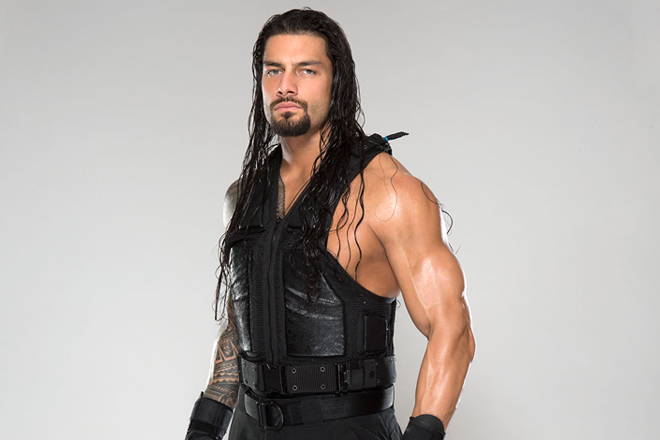Roman Reigns will headline Monday Night Raw in Atlanta, GA