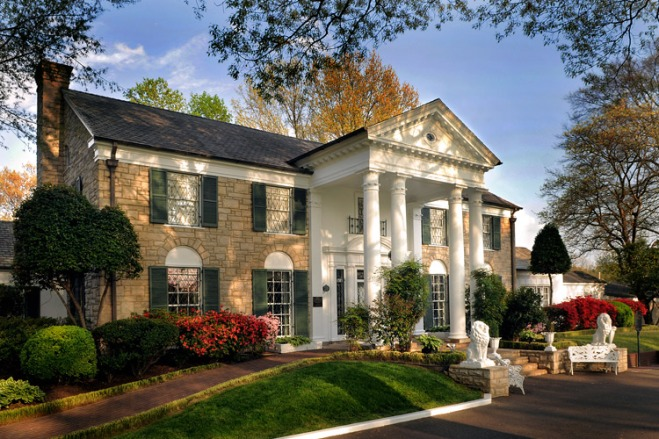 Visit the Graceland Mansion with discount tickets at TicketsatWork.com!