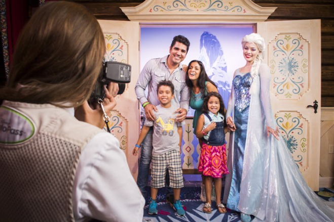 Experience all-new Orlando attractions including a Frozen meet and greet at Royal Sommerhus with discount tickets from TicketsatWork.com!