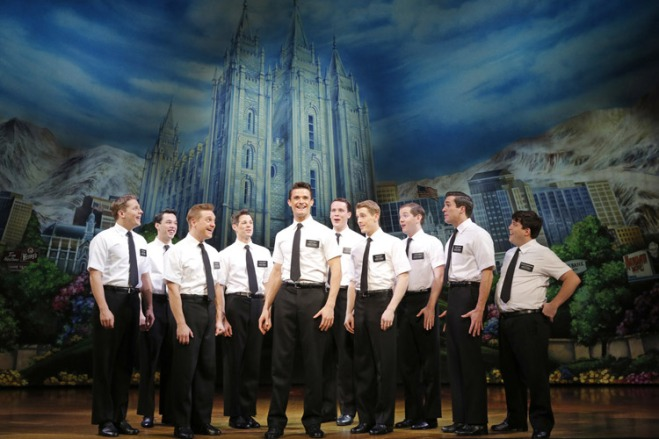 TicketsatWork.com has your discount tickets to The Book of Mormon set to shock and entertain Chicago audiences this summer.