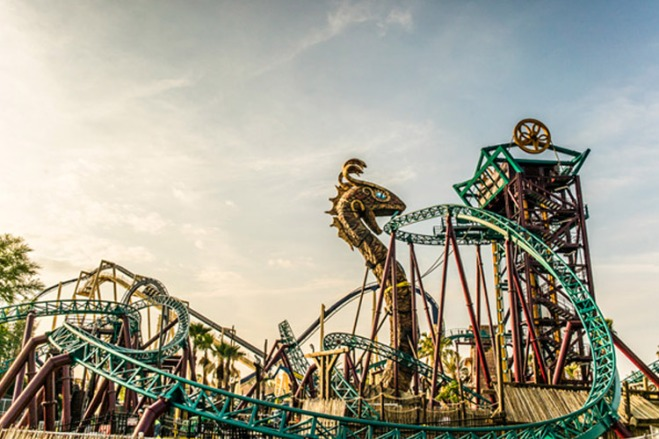 From the newly opened Cobra's Curse to the breathtaking Serengeti Safari Tour, here are the top five things to do at Busch Gardens Tampa Bay with savings from TicketsatWork.com!
