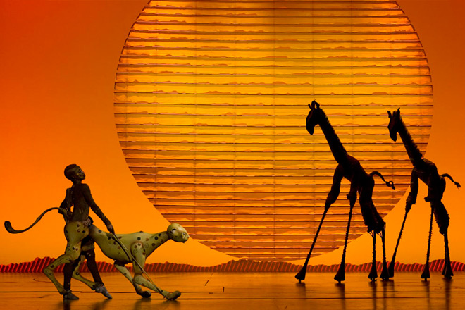 Catch The Lion King on Broadway with tickets from TicketsatWork.com