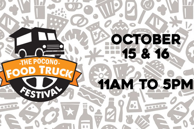 Enjoy food and fun on Shawnee Mountain with the Pocono Food Truck Festival
