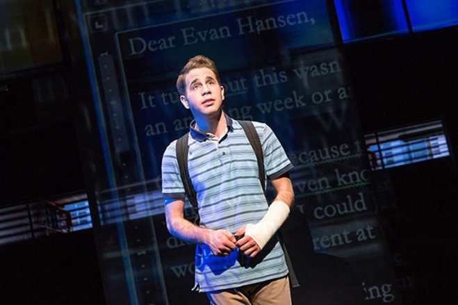See Ben Platt star in the new Broadway-bound musical Dear Evan Hansen with great savings from TicketsatWork.com.