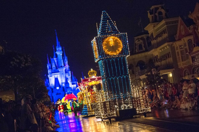 See the Main Street Electrical Parade one last time with discount Walt Disney World tickets at TicketsatWork.com.