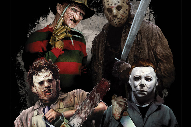 Horror icons Leatherface, Michael Myers and More will be at Universal Hollywood