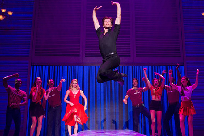 Dirty Dancing will begin performances at the Adrienne Arsht Center November 29