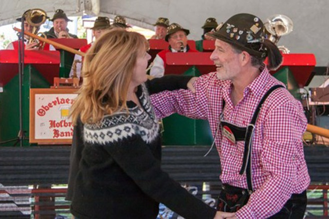 Celebrate the 19th Annual Mount Snow Oktoberfest October 8 and 9, 2016 with discount tickets from TicketsatWork.com!