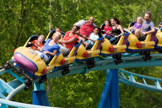 Have a blast at Sesame Place® in Pennsylvania with savings from Tickets at Work