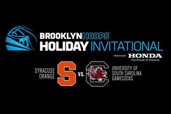 Save on Brooklyn Hoops Holiday Invitational tickets at TicketsatWork.com!