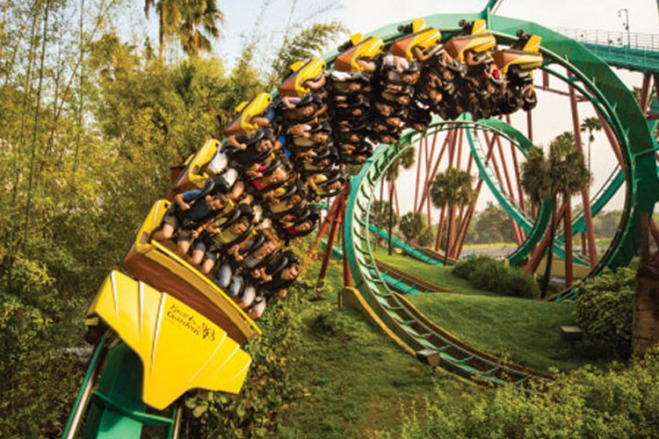 Save on TicketsatWork.com when you get 3 months free on your annual pass to Busch Gardens Tampa Bay!