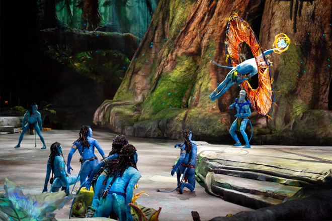 Cirque du Soleil's 'Toruk' will tour extensively in November and TicketsatWork.com has your savings!