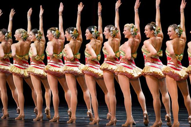 Celebrate the Holidays with a NYC Christmas Tradition, the Radio City Rockettes