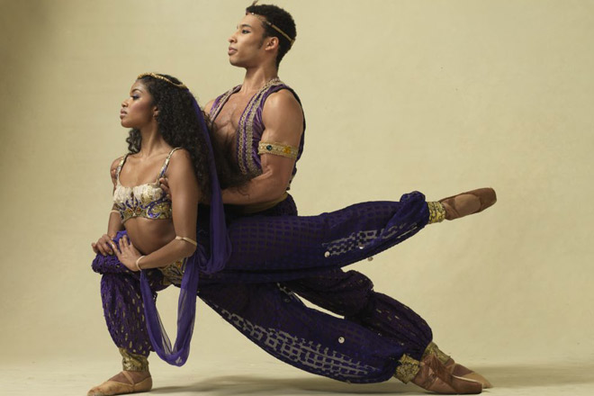 "Discover ""A Whole New World"" when Aladdin comes to The Washington Ballet."