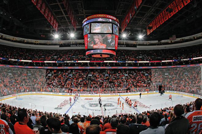 Save on Philadelphia Flyers tickets this hockey season at TicketsatWork.com!