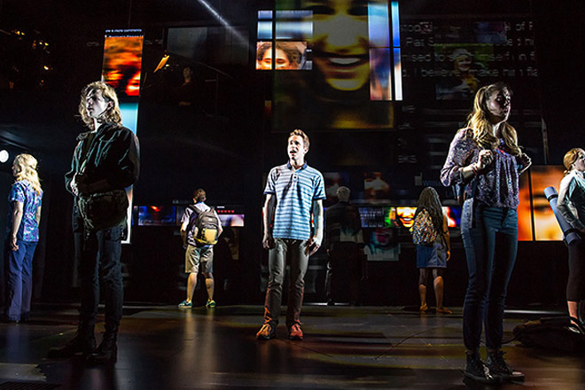 Dear Evan Hansen is a must-see this New Year. Get your tickets today at TicketsatWork.com!