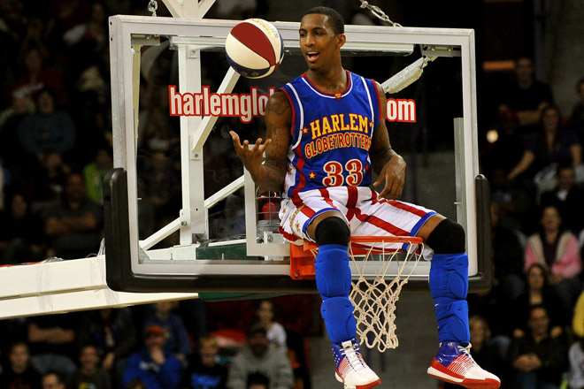 Hoop it up! Save on tickets to the Harlem Globetrotters Tour at TicketsatWork.com!