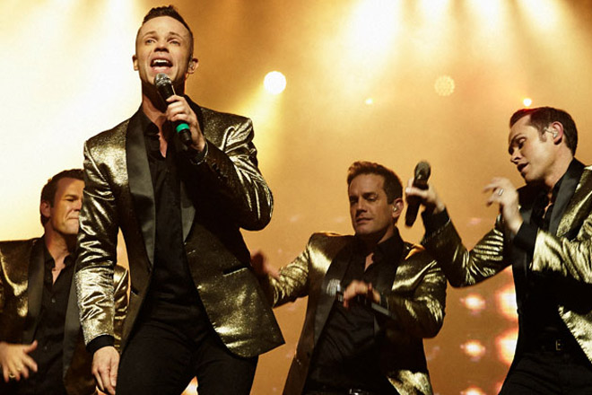 See Human Nature perform in Las Vegas with discount tickets from TicketsatWork.com!