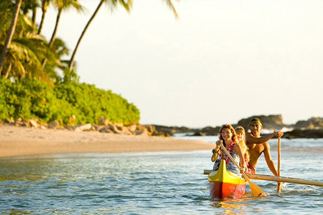Enjoy a unique Hawaiian experience with Paradise Cove Luau tickets from TicketsatWork.com.