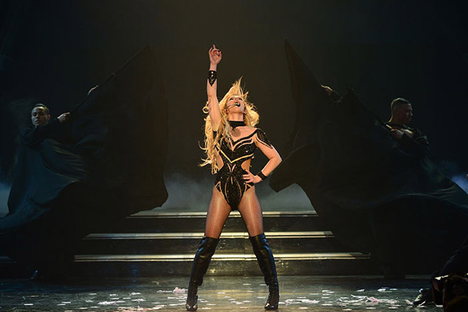 Catch the Princess of Pop Britney Spears in Las Vegas with TicketsatWork.com!