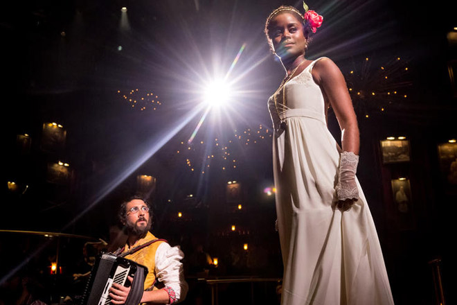 Natasha, Pierre and the Great Comet of 1812 leads the 2017 Tony Nominations (Photo: Chad Batka)