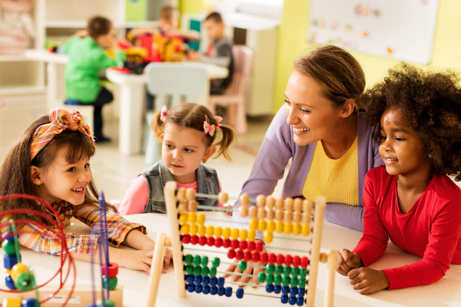 Check out five lessons learned at preschool that will help you become a better recruiter!