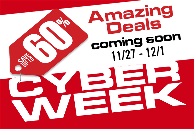 TicketsatWork Cyber Week Deals Coming Soon