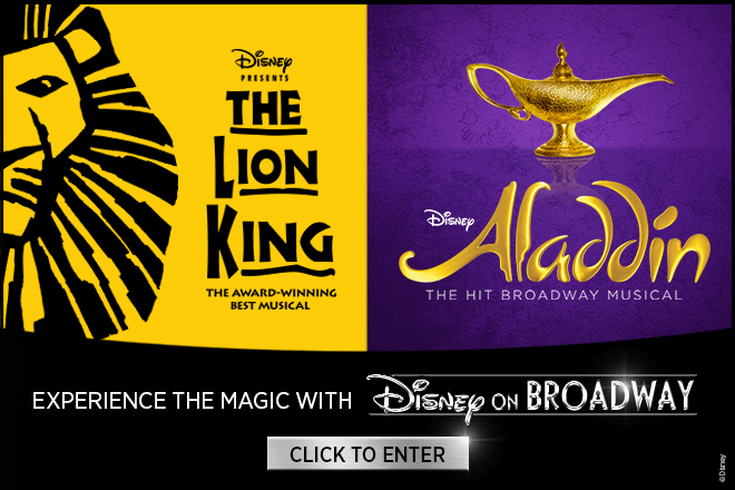 Disney on Broadway Sweepstakes