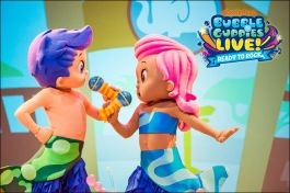 Bubble Guppies Live: Ready to Rock in New York