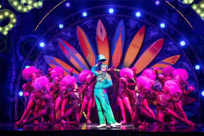 Spongebob Squarepants The Musical (Photo: Joan Marcus)