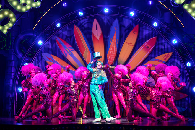 Spongebob Squarepants The Musical (Photo: Joan Marcus)
