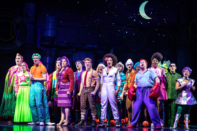 SpongeBob SquarePants: The Broadway Musical Tickets at TicketsatWork.com
