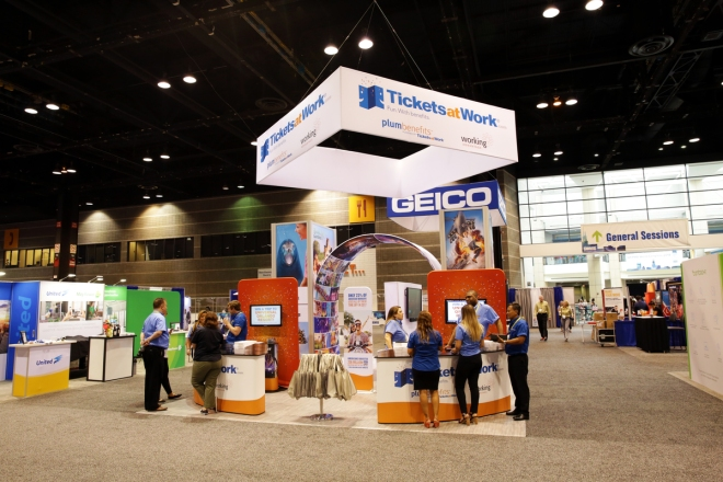 TicketsatWork at SHRM 2018 in Chicago