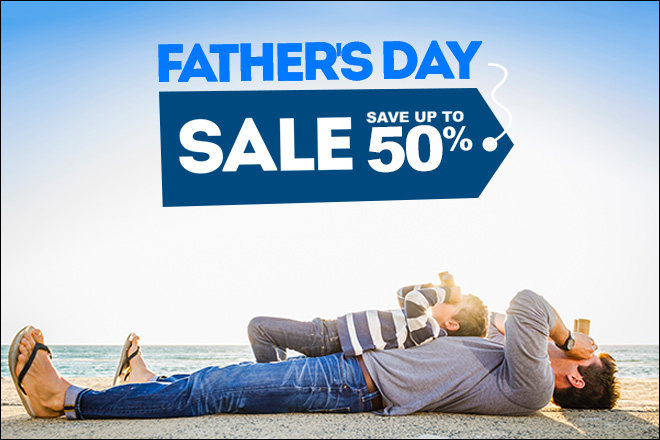 Father's Day Deals Save Up to 50% on TicketsatWork