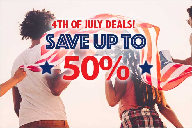 Save up to 50 percent on 4th of July deals from TicketsatWork.com (Photo: iStock)