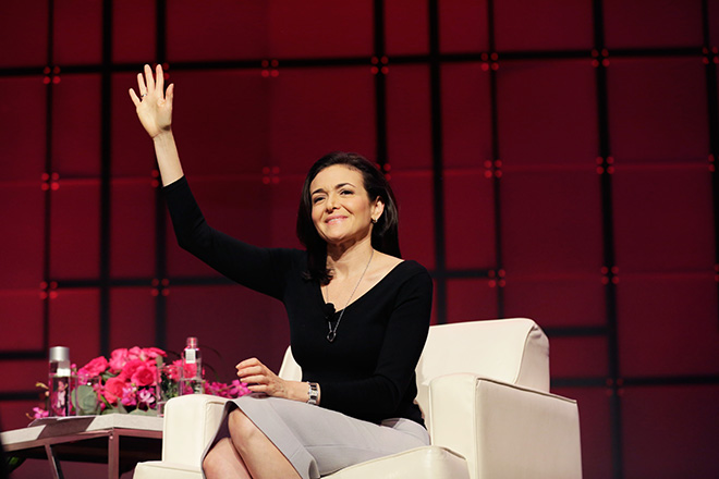 Sheryl Sandberg and other industry leaders are slated to speak at SHRM 2018 (Photo: Getty/Marla Aufmuth)